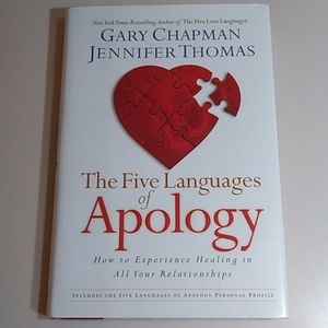 Languages of Apology book
